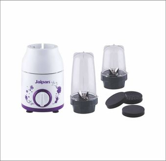 Jaipan Nutri Maxx 450W Juicer Mixer Grinder (2 Jars) Price in India