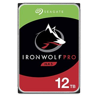 Seagate IronWolf Pro (ST12000NE0007) 12TB 3.5 Inch Internal Hard Disk Price in India