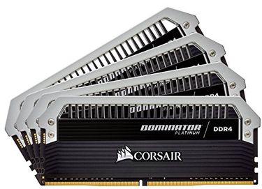 Corsair Dominator Platinum 32GB (4x8GB) DDR4 C16 Desktop Memory Price in India