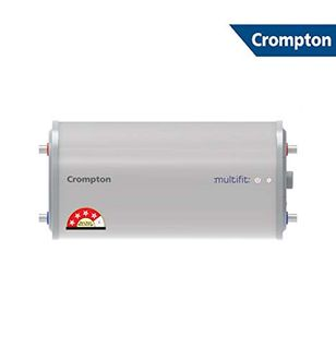 Crompton Multifit 10L 2000W Storage Water Heater (ASWH-1910SHz) Price in India
