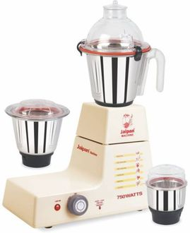 Jaipan JPMF0008 750 W Mixer & Grinder (3 Jars) Price in India