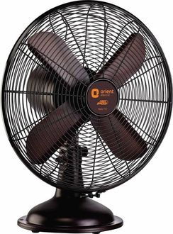 Orient Electric Retro T12 300mm High Speed Table Fan Price in India