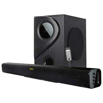 Zebronics Zeb-Juke Bar 5 2.1 Multimedia Sound Bar Price in India