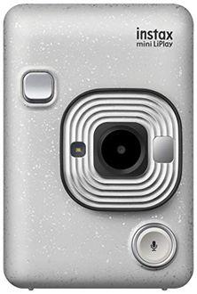 Fuji Instax Mini LiPlay Hybrid Instant Camera Price in India