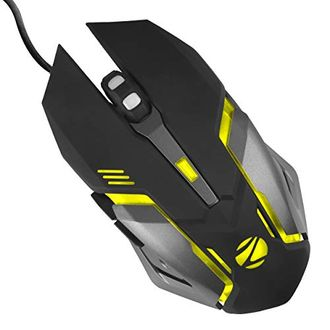 Zebronics Zeb-Transformer-M Optical USB Gaming Mouse Price in India