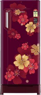 Whirlpool 215 IMPC 5S INV ROY 200 L Direct Cool 5 Star Refrigerator (Wine Azalea) Price in India