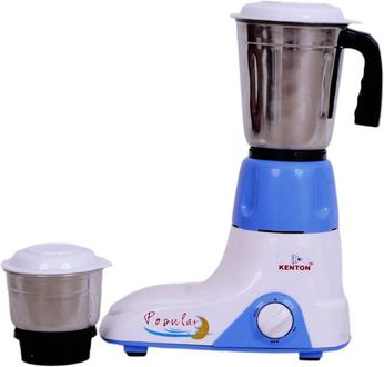 kent Popular KHAI-103 450W Mixer Grinder (2 Jars) Price in India