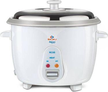 Bajaj RCX5 Mini 1.8L Rice Cooker Price in India