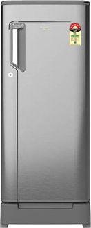 Whirlpool 215 IMPC 5S INV ROY 200L Direct Cool Single Door Refrigerator (Magnum Steel) Price in India