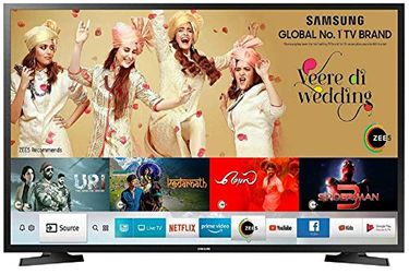 Samsung UA40N5200ARXXL 40 Inches Smart Full HD Smart LED TV Price in India