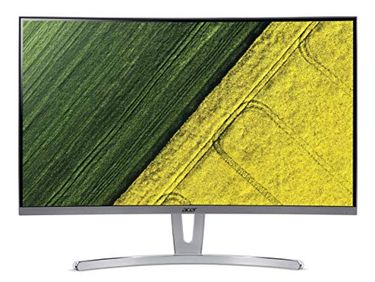Acer ED273 27 Inch Full HD Curved LED Monitor Price in India