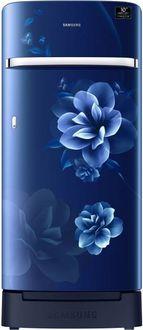 Samsung RR21T2H2WCU 198L 5 Star Direct Cool Single Door Refrigerator (Camellia Blue) Price in India