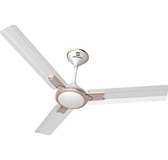 Standard Ameo 1200 mm 3 Blade Ceiling Fan (Pack of 2) Price in India