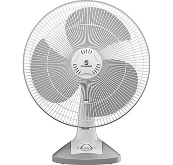 Standard Beta 3 Blade 400 mm Table Fan Price in India