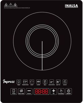 Inalsa Impress 2100W Induction Cooktop Price in India