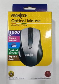 Frontech FT-3796 Wired Optical Mouse Price in India
