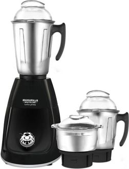 Maharaja Whiteline Turbo Prime 1000W Mixer Grinder (3 Jars) Price in India
