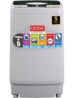 Onida 6.2 Kg Fully Automatic Top Load Washing Machine (Crystal T62CGN) Price in India