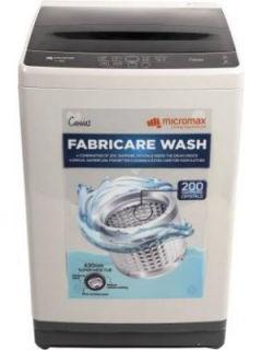 Micromax 8.2 Kg Fully Automatic Top Load Washing Machine (MWMFA821TTSS2GY) Price in India