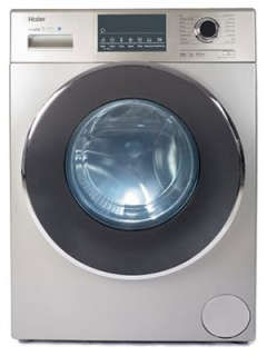 Haier 7 Kg Fully Automatic Front Load Washing Machine (HW70-IM12826TNZP) Price in India