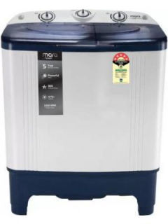 MarQ by Flipkart 6.5 Kg Semi Automatic Top Load Washing Machine (MQSA65H5B) Price in India