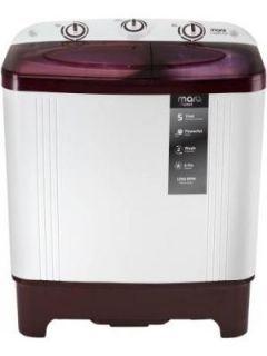 MarQ by Flipkart 6.2 Kg Semi Automatic Top Load Washing Machine (MQSAHM62) Price in India