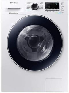 Samsung 8 Kg Fully Automatic Front Load Washing Machine (WW80J44E0BW) Price in India