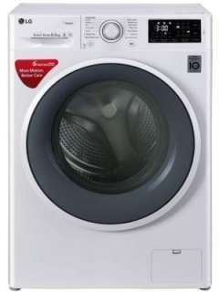 LG 6.5 Kg Fully Automatic Front Load Washing Machine (FHT1265SNW) Price in India