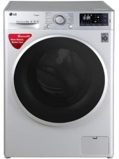 LG 8 Kg Fully Automatic Front Load Washing Machine (FHT1408SWL) Price in India