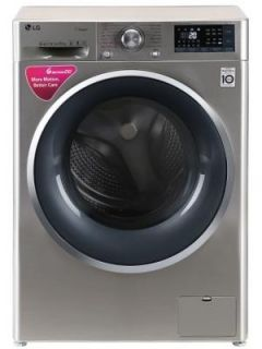 LG 8 Kg Fully Automatic Front Load Washing Machine (FHT1408SWS) Price in India