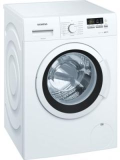 Siemens 7 Kg Fully Automatic Front Load Washing Machine (WM12K161IN) Price in India