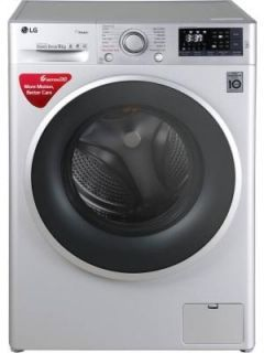 LG 9 Kg Fully Automatic Front Load Washing Machine (FHT1409SWL) Price in India
