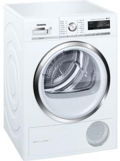 Siemens 9 Kg Fully Automatic Front Load Washing Machine (WT45W460IN) Price in India