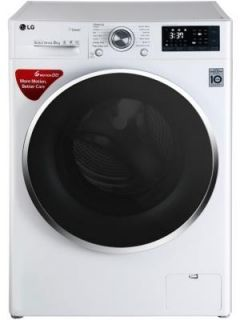 LG 8 Kg Fully Automatic Front Load Washing Machine (FHT1208SWW) Price in India