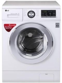 LG 8 Kg Fully Automatic Front Load Washing Machine (FH2G6TDNL22) Price in India