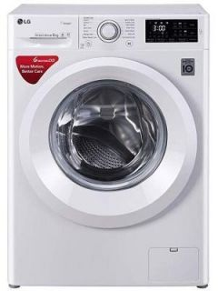 LG 6 Kg Fully Automatic Front Load Washing Machine (FHT1006HNW) Price in India