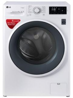 LG 6 Kg Fully Automatic Front Load Washing Machine (FHT1006SNW) Price in India