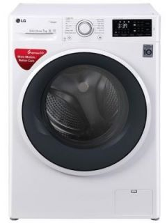 LG 7 Kg Fully Automatic Front Load Washing Machine (FHT1007SNW) Price in India