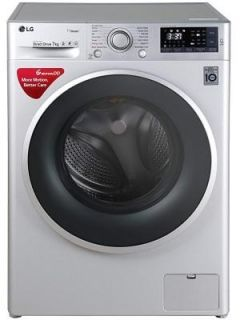 LG 7 Kg Fully Automatic Front Load Washing Machine (FHT1207SWL) Price in India