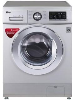 LG 8 Kg Fully Automatic Front Load Washing Machine (FH2G6TDNL42) Price in India