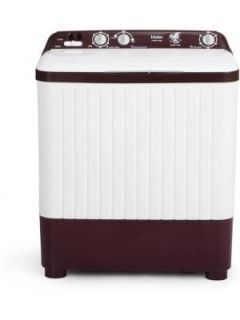 Haier 6.2 Kg Semi Automatic Top Load Washing Machine (HTW62-187BO) Price in India