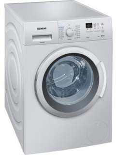 Siemens 7 Kg Fully Automatic Front Load Washing Machine (WM12K168IN) Price in India