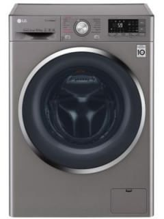 LG 10.5 Kg Fully Automatic Front Load Washing Machine (F4J8JSP2S) Price in India