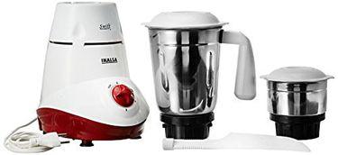 Inalsa Swift 500W Mixer Grinder (2 Jars) Price in India