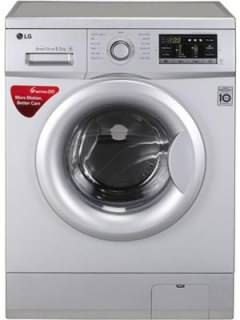 LG 6.5 Kg Fully Automatic Front Load Washing Machine (FH0G7WDNL52) Price in India