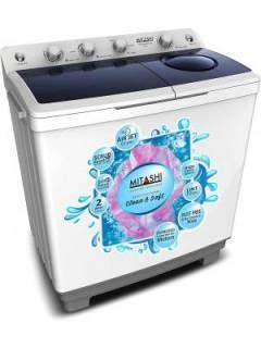 Mitashi 9.8 Kg Semi Automatic Top Load Washing Machine (MiSAWM98v25) Price in India