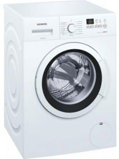 Siemens 7 Kg Fully Automatic Front Load Washing Machine (WM10K161IN) Price in India