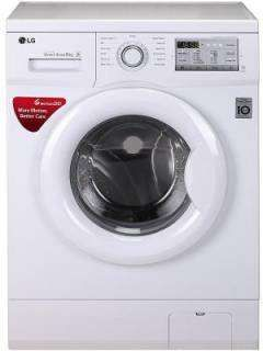 LG 6.5 Kg Fully Automatic Front Load Washing Machine (FH0G6WDNL22) Price in India