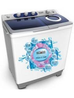 Mitashi 8.5 Kg Semi Automatic Top Load Washing Machine (MiSAWM85v25 AJD) Price in India