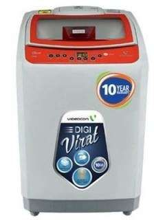 Videocon 10 Kg Fully Automatic Top Load Washing Machine (Digi Virat Vt10C44-Sry) Price in India
